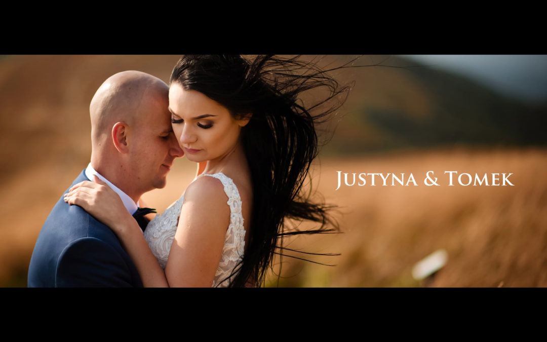 Justyna & Tomek | Teledysk ślubny z plenerem na Połoninie Wetlińskiej