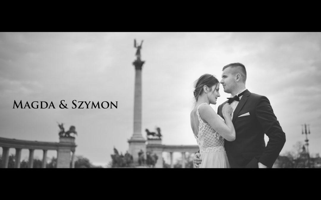 Magda & Szymon   Dębica, plener ślubny w Budapeszcie