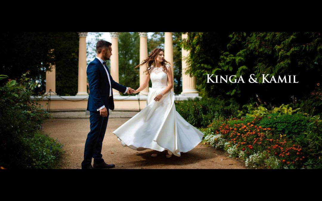 Kinga & Kamil | Rzeszów, plener w Zamku w Łańcucie