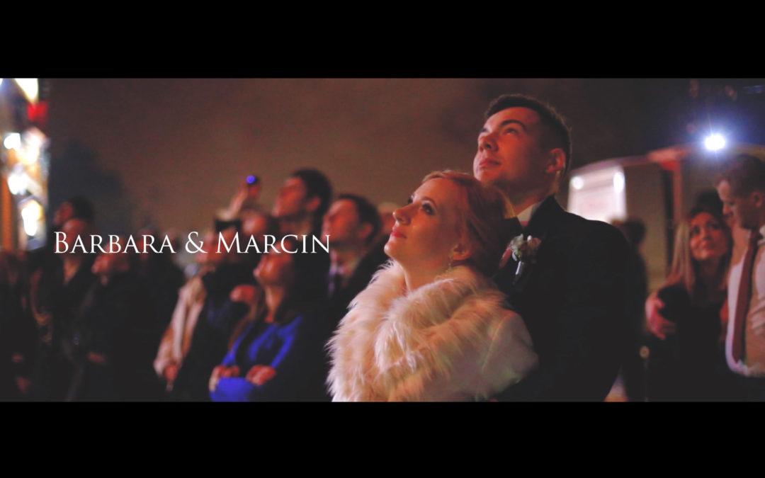 Barbara & Marcin | Teledysk ślubny Rzeszów